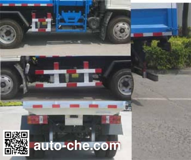 Kama KMC5041ZZZA28D5 self-loading garbage truck