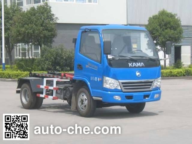 Kama KMC5041ZXXA28D5 detachable body garbage truck
