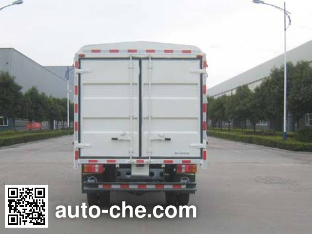 Kama KMC5042CCYA33P5 stake truck
