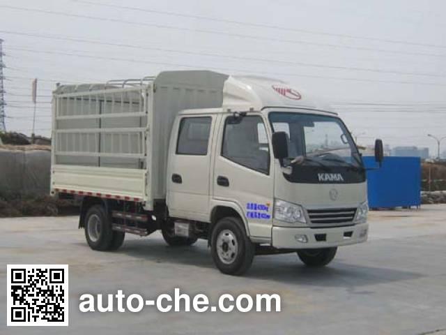 Kama KMC2042CCYA33S5 off-road stake truck
