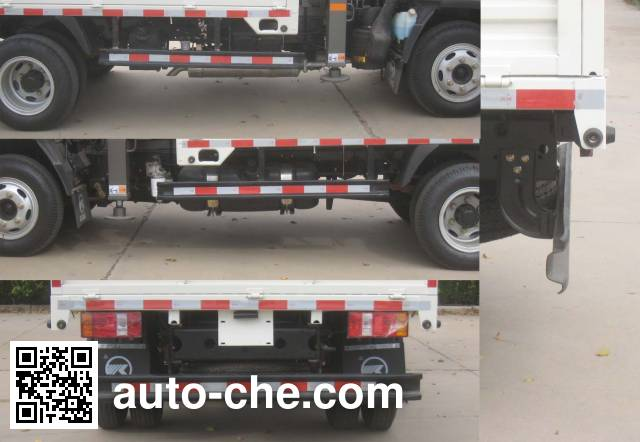 Kama KMC5042JSQA33D5 truck mounted loader crane