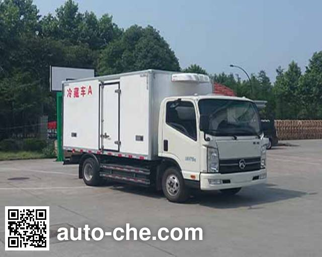 Kama KMC5042XLCEVA33D electric refrigerated truck