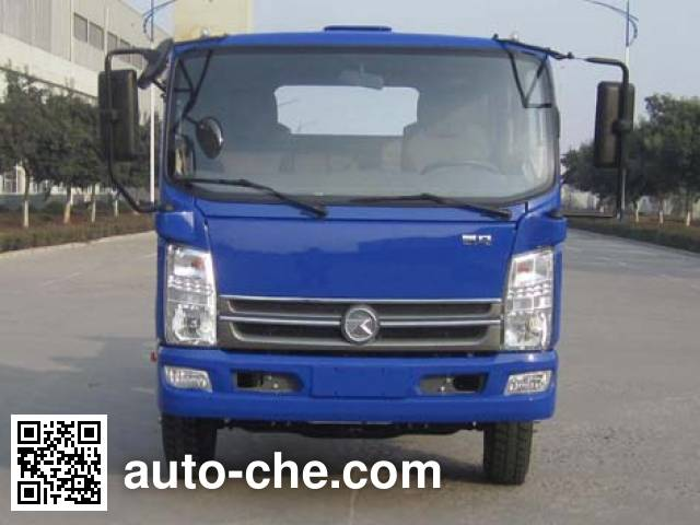 Kama KMC5042ZXXA33D5 detachable body garbage truck