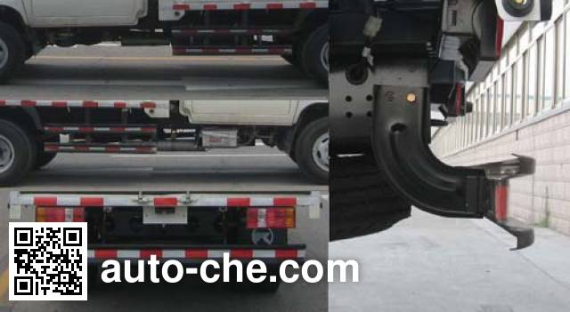 Kama KMC5046CCY33S4 stake truck
