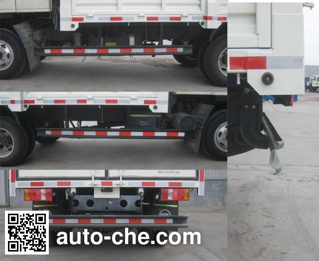 Kama KMC2042CCYA33P5 off-road stake truck