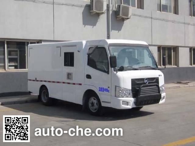 Kama KMC5046XYU4 armoured van