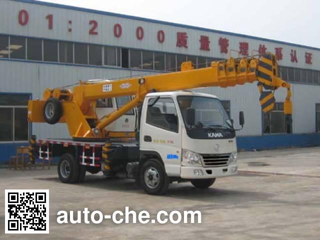 Kama KMC5071JQZQY7 truck crane