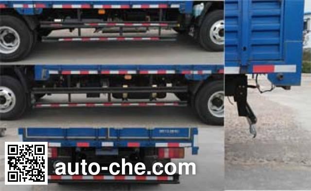 Kama KMC5081CCYA38D5 грузовик с решетчатым тент-каркасом