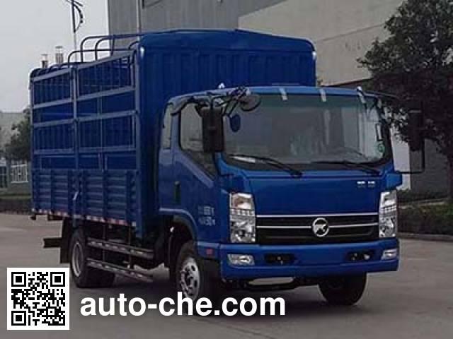 凯马牌KMC5081CCYA38P5仓栅式运输车