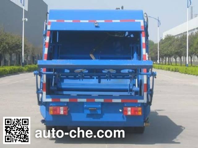 凯马牌KMC5086ZYS33D4压缩式垃圾车