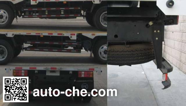 Kama KMC5088CCY35P4 stake truck