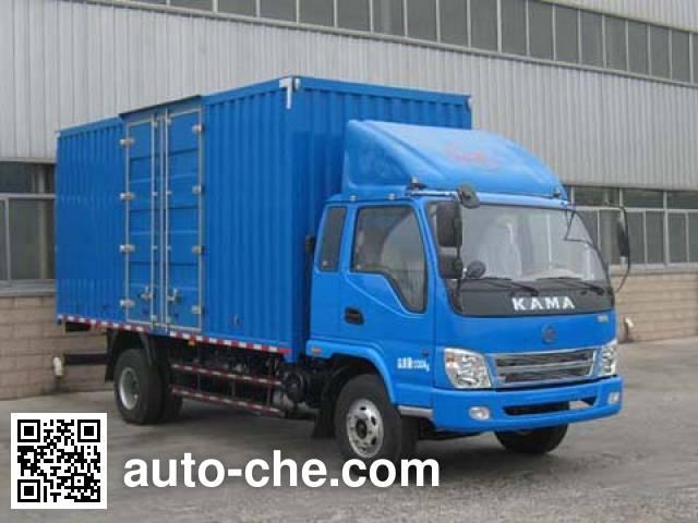 Kama KMC5102XXY42P4 box van truck