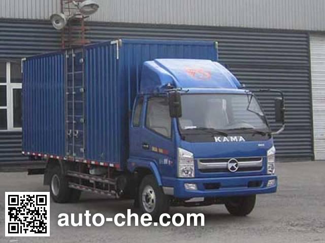 凯马牌KMC5102XXYA42P5厢式运输车