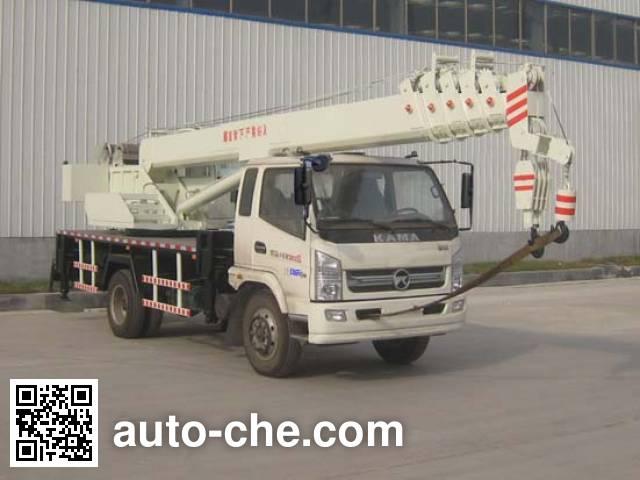 Kama KMC5141JQZ10LF truck crane