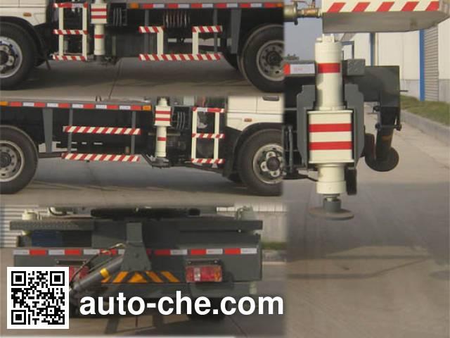 Kama KMC5141JQZ10ST truck crane