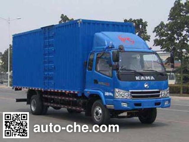 Kama KMC5148XXY48P4 box van truck