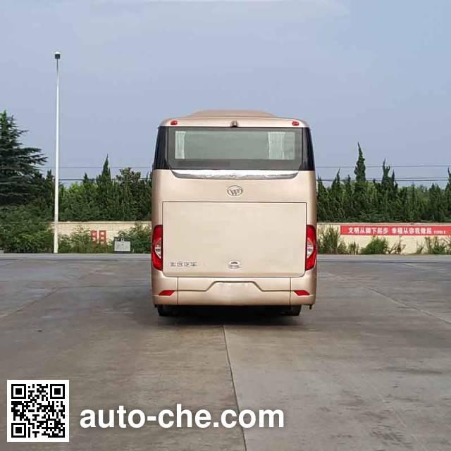 宏远牌KMT6105HBEV纯电动客车