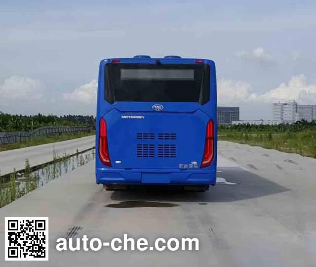 Winnerway KMT6109GBEV2 electric city bus