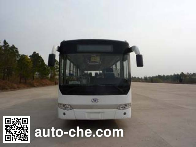 Winnerway KMT6800GBEV electric city bus