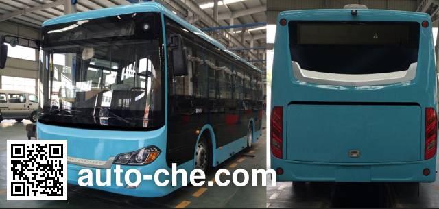 Winnerway KMT6860GBEV2 electric city bus