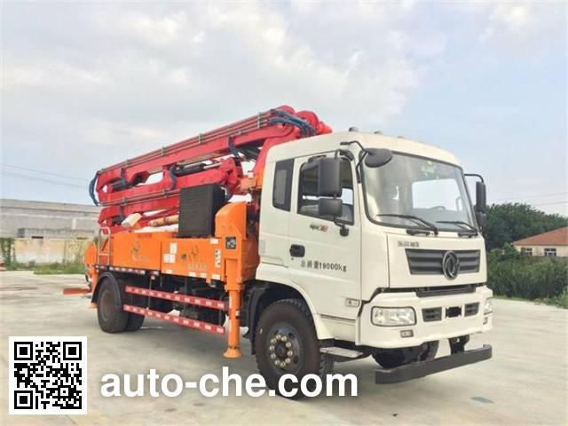 科尼乐牌KNL5190THB混凝土泵车