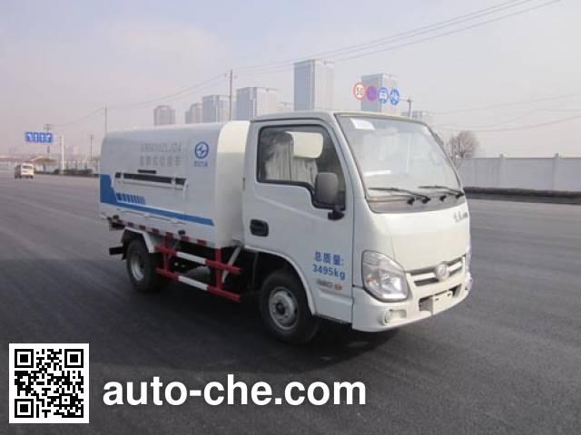 九通牌KR5030ZLJD4自卸式垃圾车