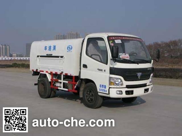 九通牌KR5060ZLJD4自卸式垃圾车