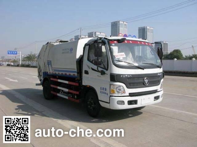 Jiutong KR5080ZYS4 garbage compactor truck