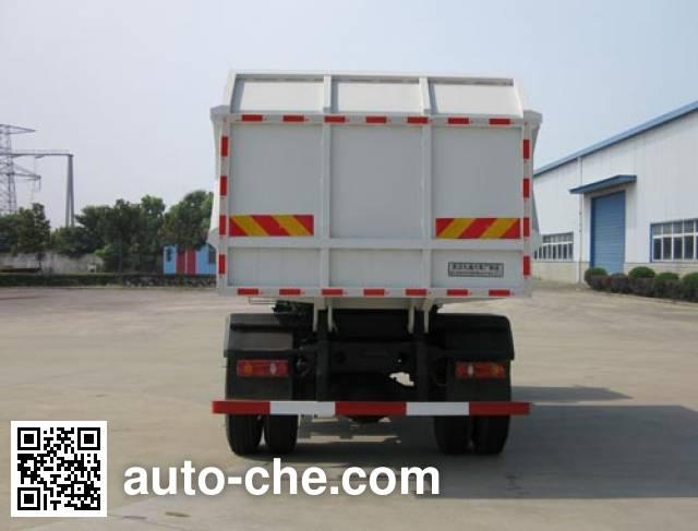Jiutong KR5160ZLJD4 dump garbage truck