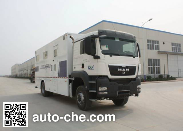 Kerui KRT5150TBC control and monitoring vehicle