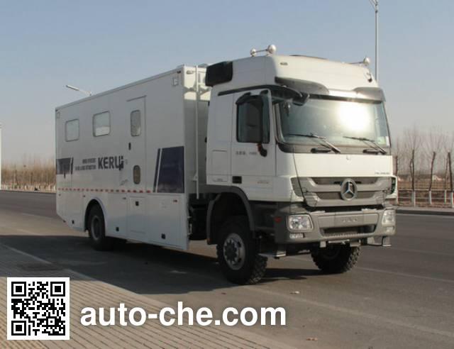 Kerui KRT5151TBC control and monitoring vehicle