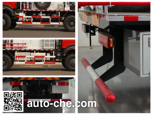 Kerui KRT5230TGJ21 cementing truck