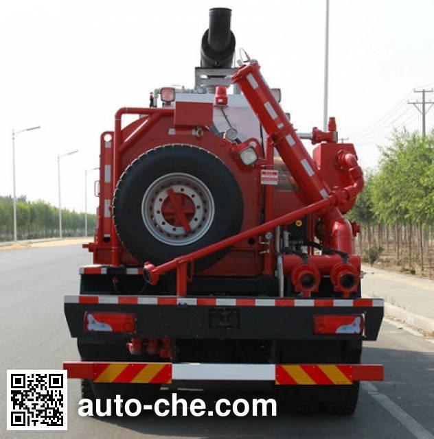 Kerui KRT5260TYL fracturing truck