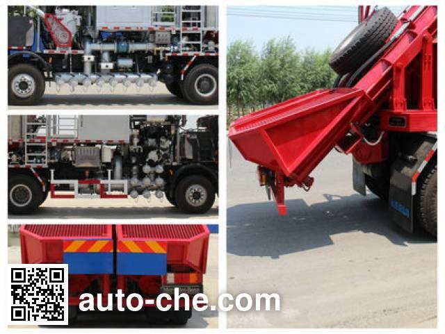 Kerui KRT5301THS12 sand blender truck