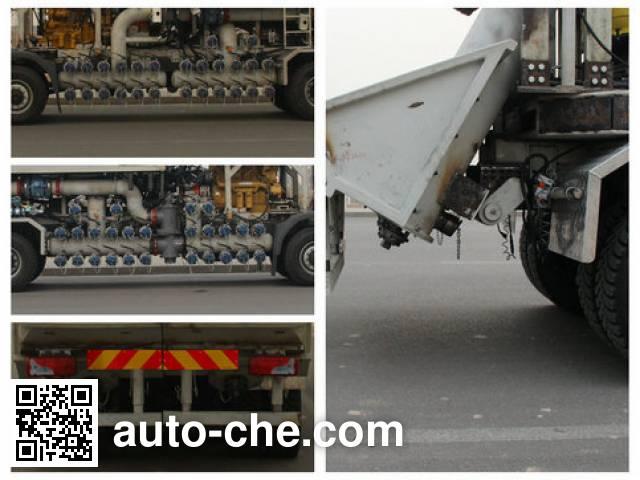 Kerui KRT5320THS19 sand blender truck