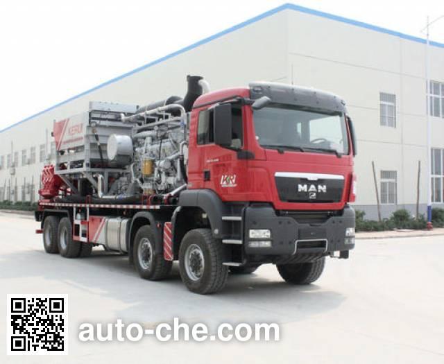 Kerui KRT5390TYL fracturing truck
