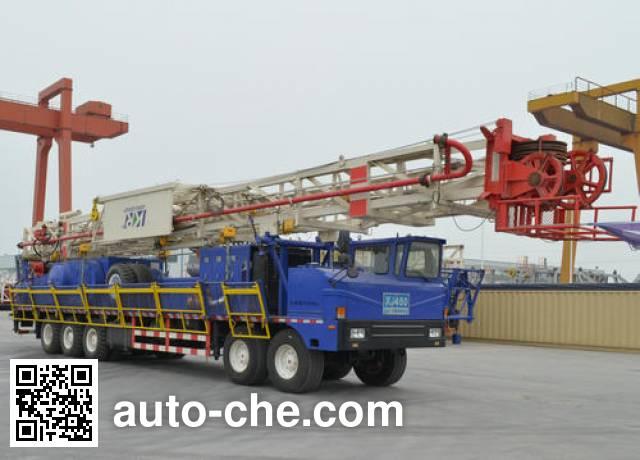 Kerui KRT5540TXJ well-workover rig truck