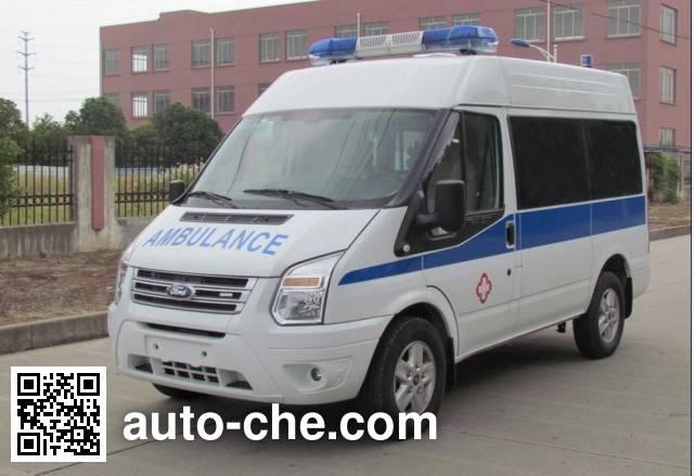 魁士牌KS5035XJH4救护车