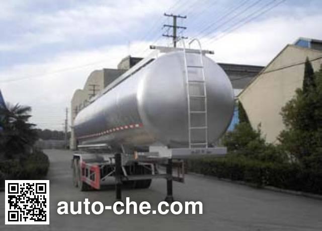 Kuishi KS9340GYS liquid food transport tank trailer
