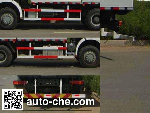 Naili KSZ5180TXJ well-workover rig truck