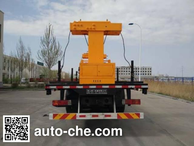 Naili KSZ5251TYC pipe transport truck