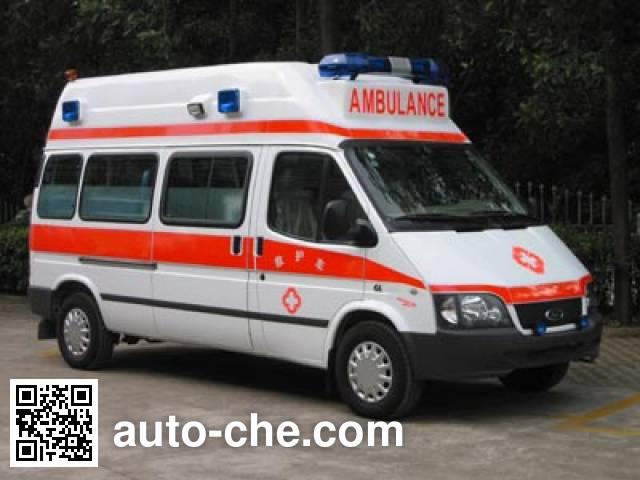 Jinhui KYL5030XJH-H ambulance