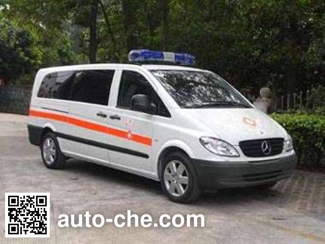 Jinhui KYL5030XJH-V ambulance