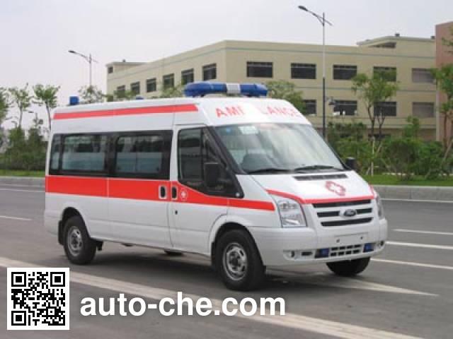 Jinhui KYL5031XJH-F ambulance