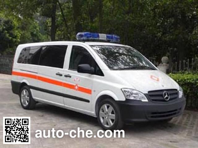 Jinhui KYL5031XJH-V ambulance