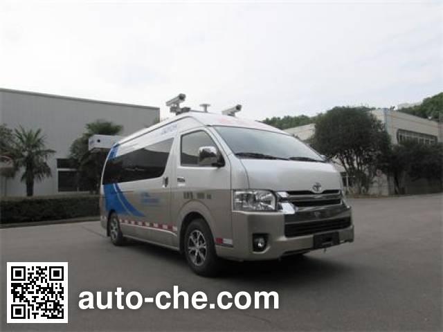Zhuotong LAM5030XJCV5 inspection vehicle
