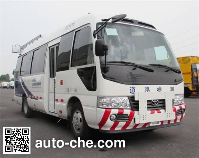 Zhuotong LAM5055XJCV4 inspection vehicle