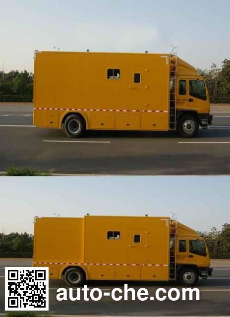 Zhuotong LAM5140XJCV4 inspection vehicle