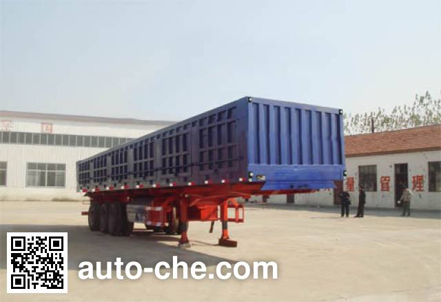 Aotong LAT9402Z dump trailer