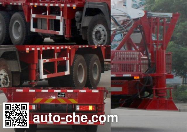 Haishi LC5250TXJ250 well-workover rig truck